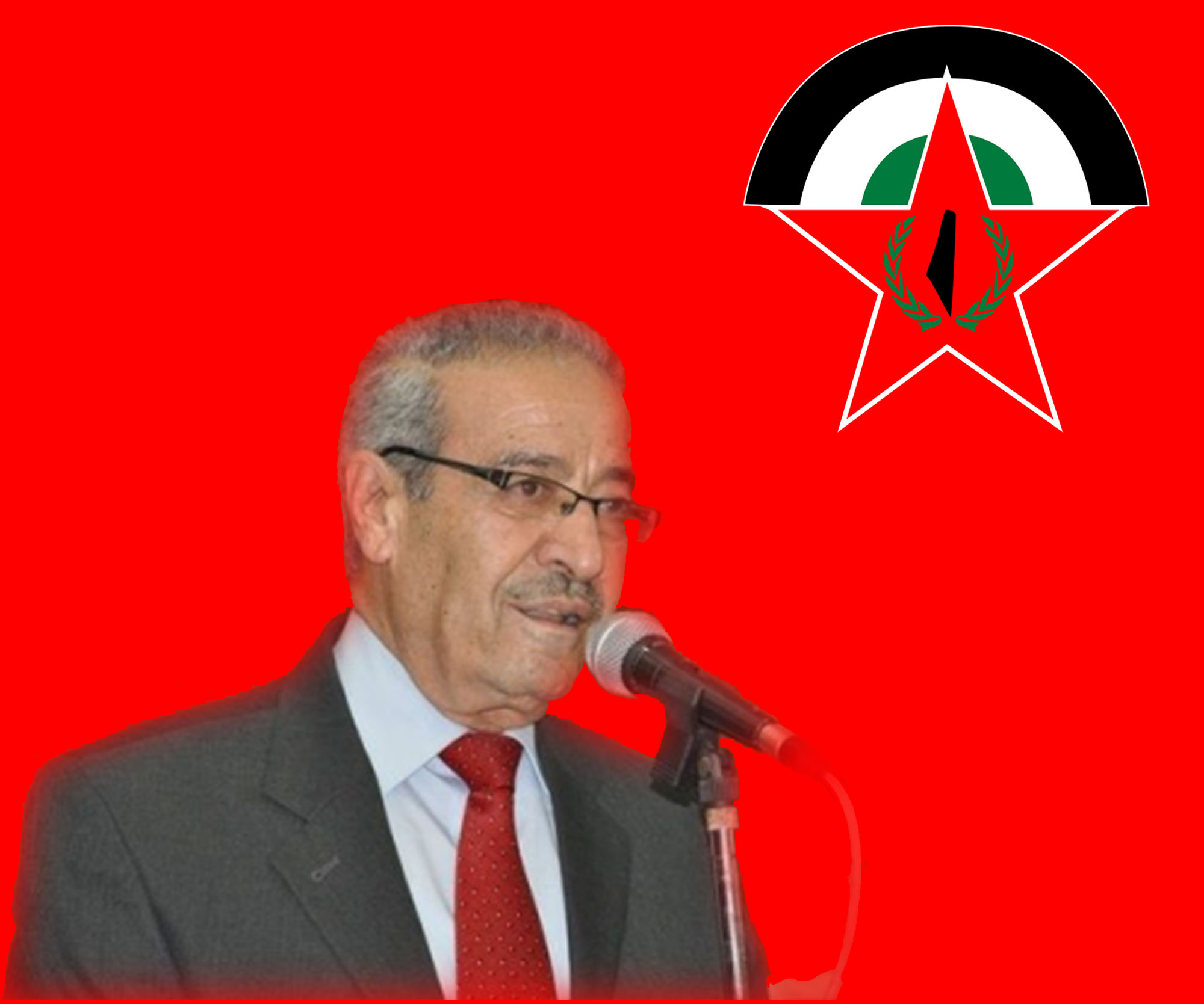 Taysir Khaled: Calls for overcoming the black and destructive divide by going to elect a new Palestinian National Council