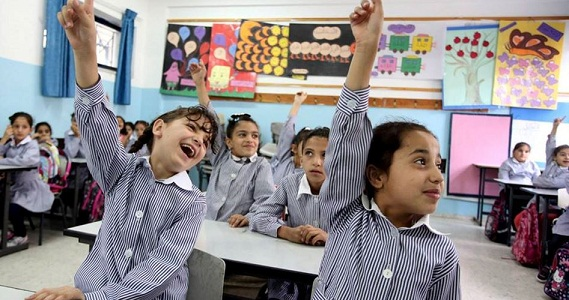 Protest steps to be launched against UNRWA curriculum changes