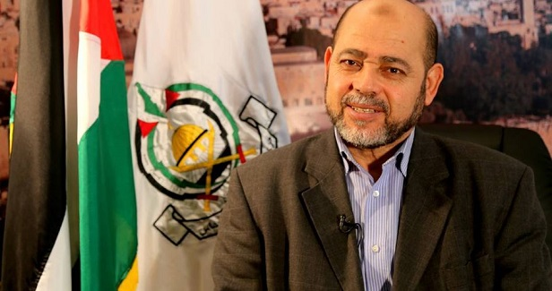 Abu Marzouk calls on int'l community to lift Hamas boycott