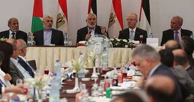 Haneyya reaches out to Arab leaders over reconciliation progress
