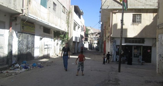 Clashes erupt in Balata refugee camp