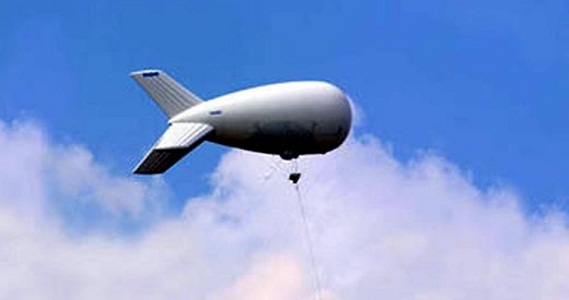 Israel launches surveillance balloon over Salfit