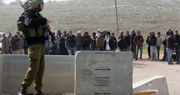 5 Palestinian workers kidnapped by Israeli forces