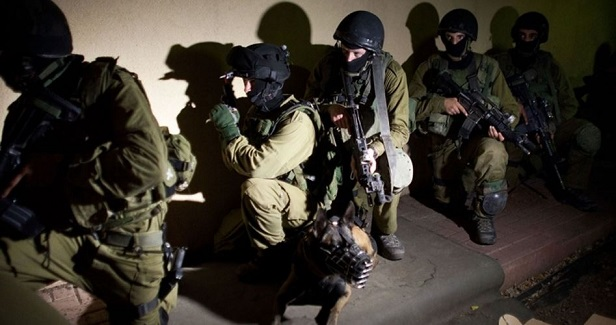 Arrests reported in West Bank sweep by Israel army