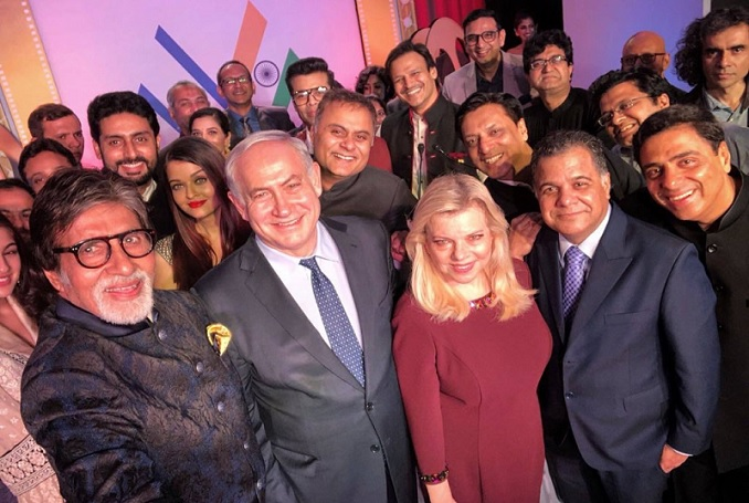 BDS Slams Bollywood for Embracing Israel