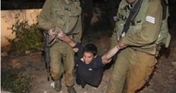 IOF kidnaps four Palestinians in W. Bank and J'lem