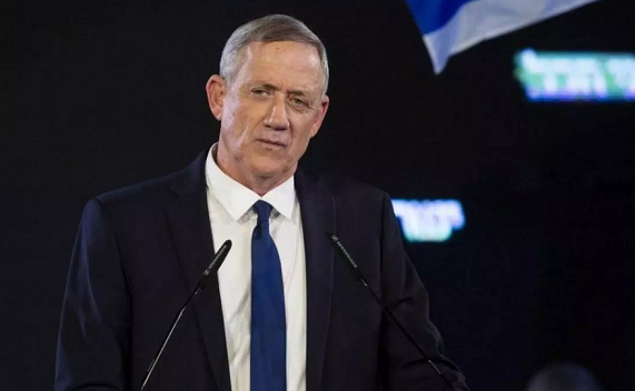 Israel election frontrunner Gantz dismisses report that Iran hacked his phone