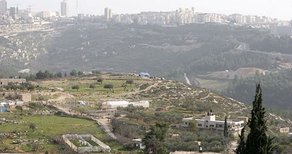 IOF seizes over 200 dunums of Palestinian land in Bethlehem
