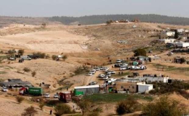 Health Services coming to Khan al-Ahmar