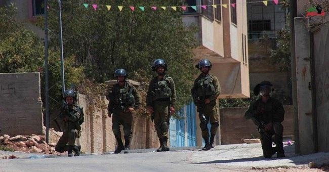 Palestinian journalist injured during Kafr Qaddum march