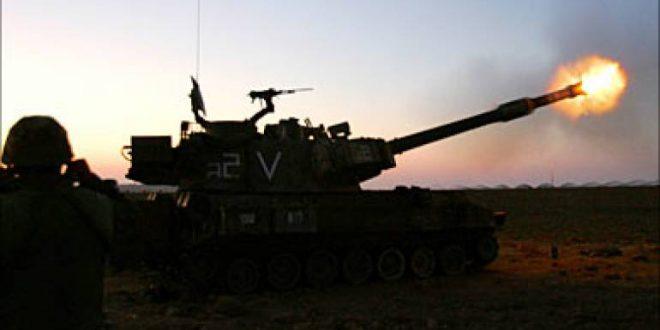 Gaza: Five injured in Israeli artillery shelling