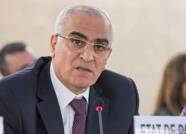Palestine: 'Israeli war crimes should go to international court'