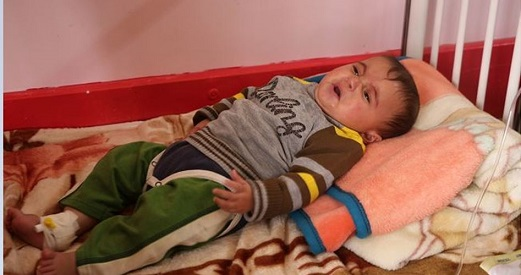 Gaza: When the life of a sick infant becomes dependent on formula milk