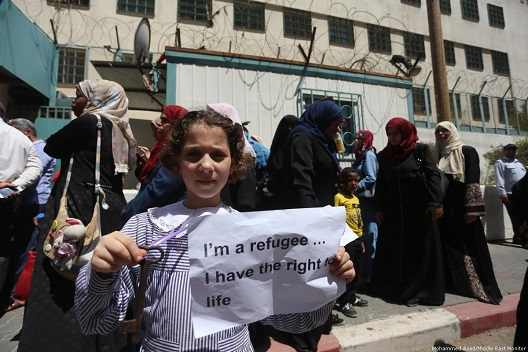 The plan to end UNRWA will not take away Palestinians' right of return