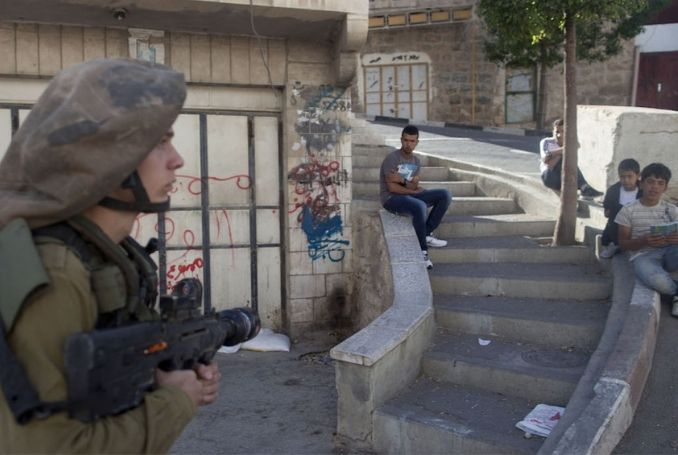 Israel Launches West Bank Crackdown after West Bank Explosion