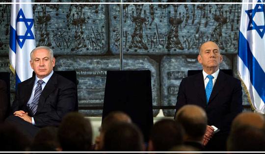 Former PM Olmert: 'Netanyahu is finished'