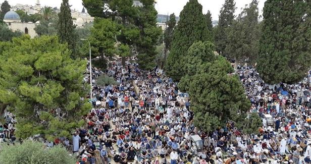 Jerusalem to close all mosques for Eid al-Adha except Aqsa
