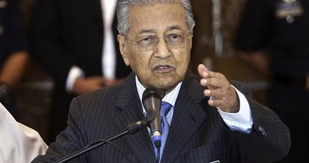 Mahathir: Israel is a state of thieves
