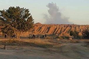 Israeli tanks attack Gaza sites