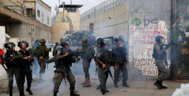 IOF shoot young man and arrest two others in Deheisheh