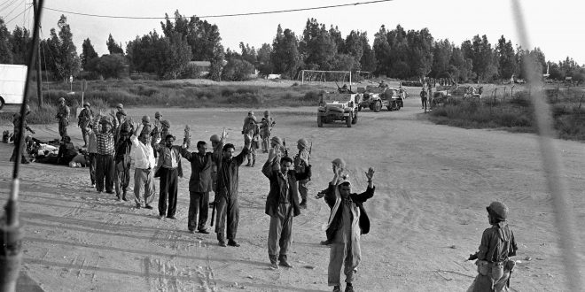 On Naksa Anniversary: 750,000 Palestinians have been replaced with settlers