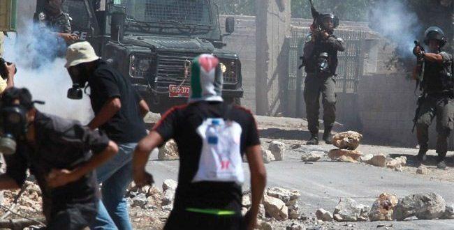 IOF raid Jalazoun camp and Beitunia and arrest four citizens