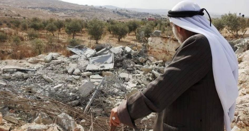 OCHA: Israel displaced 34 Palestinians within two weeks
