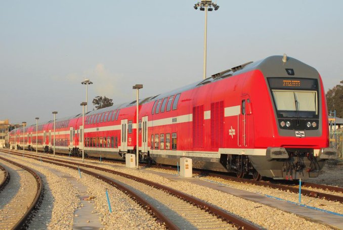 PLO Criticizes Jerusalem-Tel Aviv High Speed Railway Project