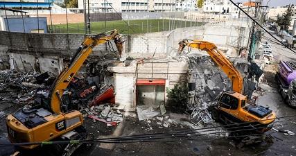 Israeli municipality launches demolition campaign in J'lem