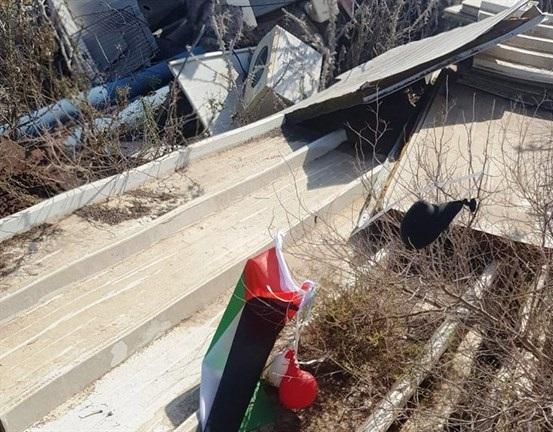Suspicious balloon lands near Afula City