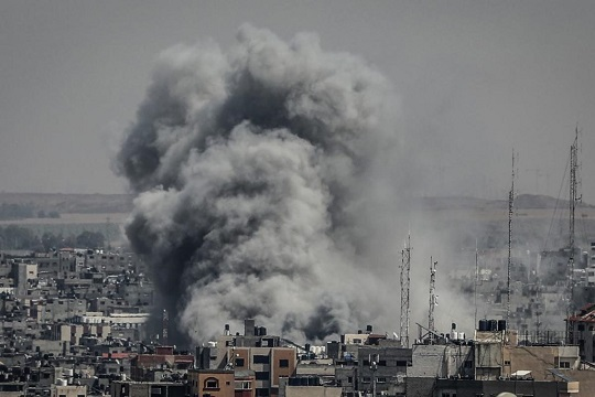 Israel lost $16.8m due to halt of gas production during Gaza offensive