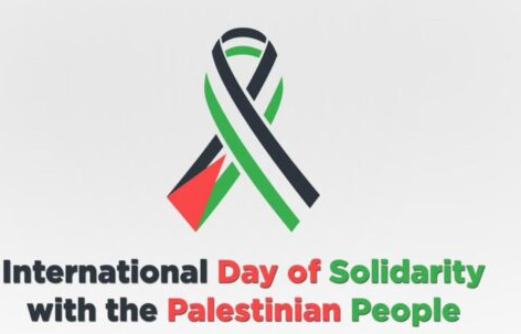 African nations pledge support for Palestine on UN International Day of Solidarity