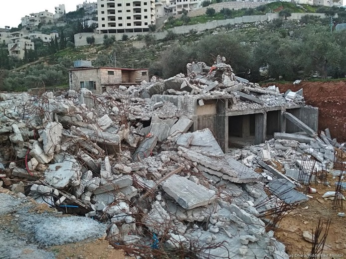 Israel confiscates 2,036 acres of Palestinian land in West Bank
