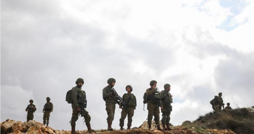 Two Palestinian kids injured by Israeli gunfire in Ramallah