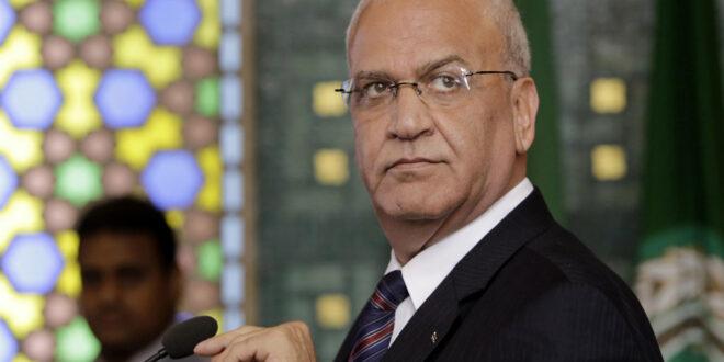 PLO Secretary General, Saeb Erekat, dies of COVID-19