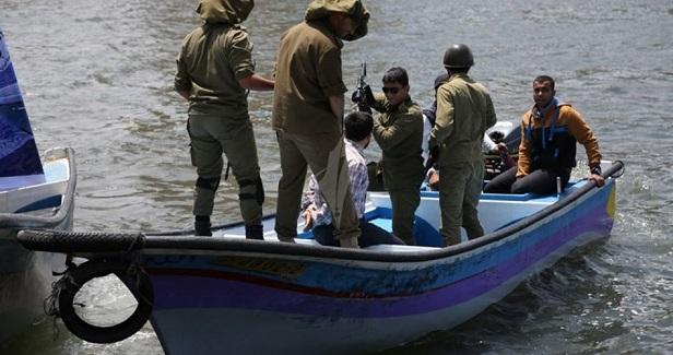 Gorup 194 :: Two fishermen kidnaped by Israeli navy in Gaza