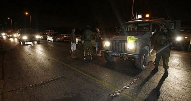 IOF checkpoint blocks traffic north of al-Khalil