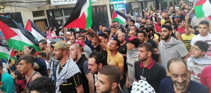 Lebanon: Anger in Palestinian Refugee Camps Gives Rise to a New Mobilization for Dignity