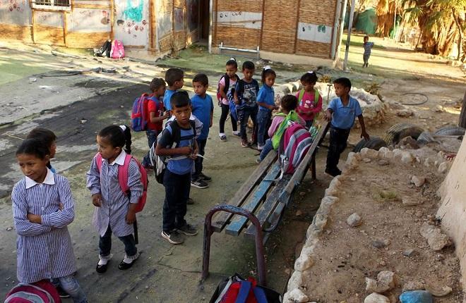 Israel to demolish playground in Bedouin village