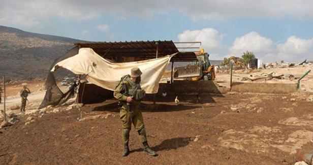 IOA to demolish several structures in Jordan Valley