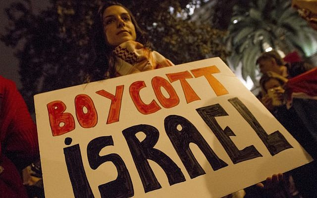 US pressed European lawmakers to oppose BDS, report shows