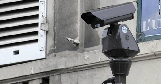 IOF installs new surveillance cameras at Ariel junction