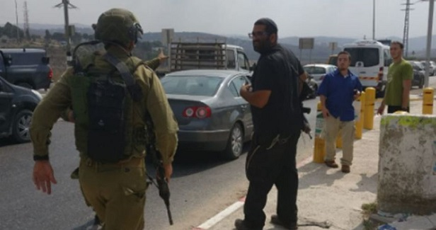 IOF arrests Palestinian teen for allegedly carrying knife