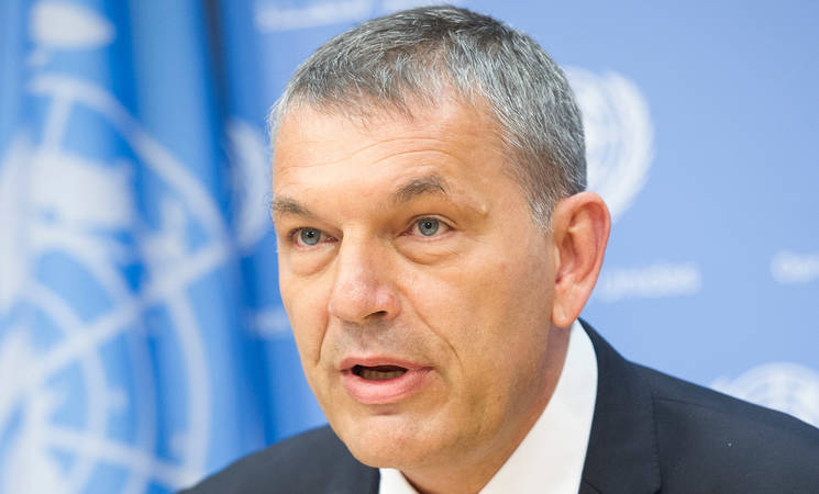 Speech of United Nations Relief and Works Agency for Palestine Refugees in the Near East (UNRWA) Commissioner-General Philippe Lazzarini to the 155th Session of the League of Arab States Council