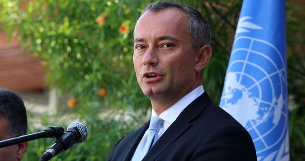 Hamas slams Mladenov for biased statements