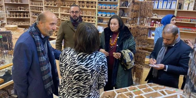 Beit Sahour Global Handicraft City for the Year 2020