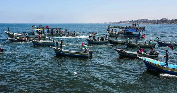7Palestinians released hours after Israel intercepts Freedom FlotiIla