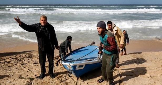 Gaza: Daily losses of fishermen amount to $140,000