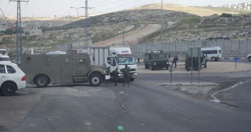 IOF arrests Palestinian in Jenin, storms Hizma and Al-Tur in Jerusalem