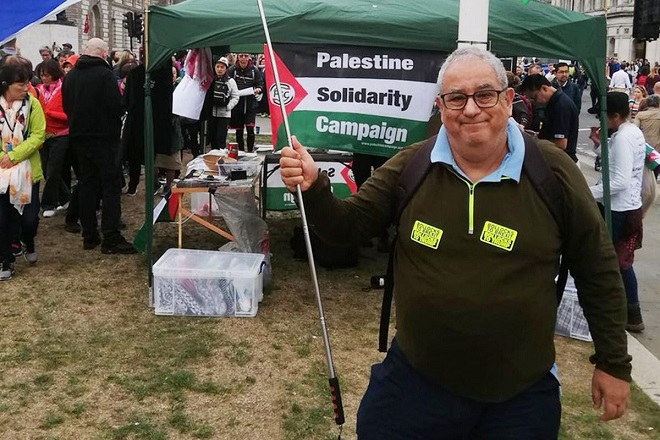 UK: Pro-Israel activists plead guilty to harassing Palestine solidarity campaigners